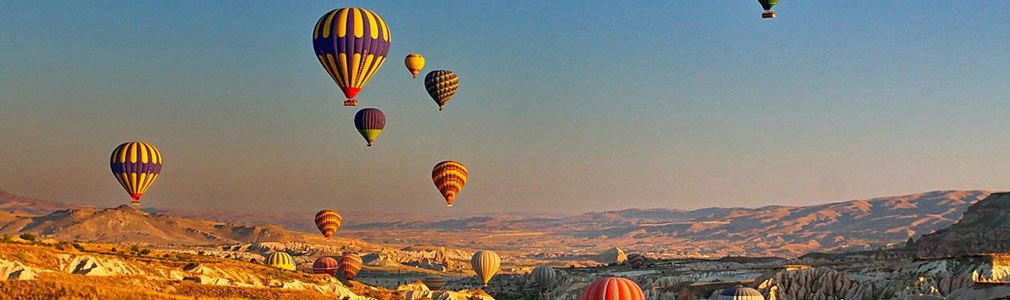 Cappadocia Tour By Plane 1 Night 2 Days