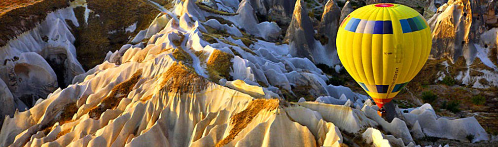 Cappadocia Package Tour 3 Days By Plane