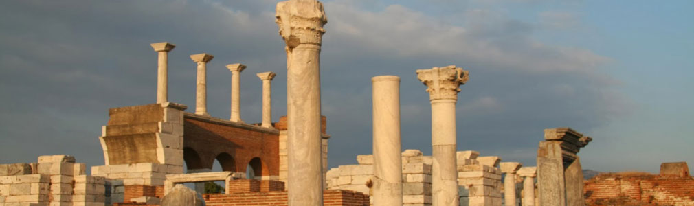 Ephesus Ruins, House of Virgin Mary, Temple of Artemis Shore Excursions
