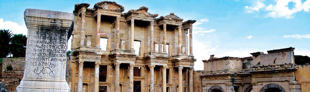 Izmir Shore Excursions Ephesus Ruins, House of Virgin Mary, Temple of Artemis