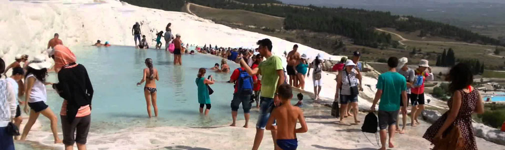 Pamukkale Tours From Istanbul by Plane