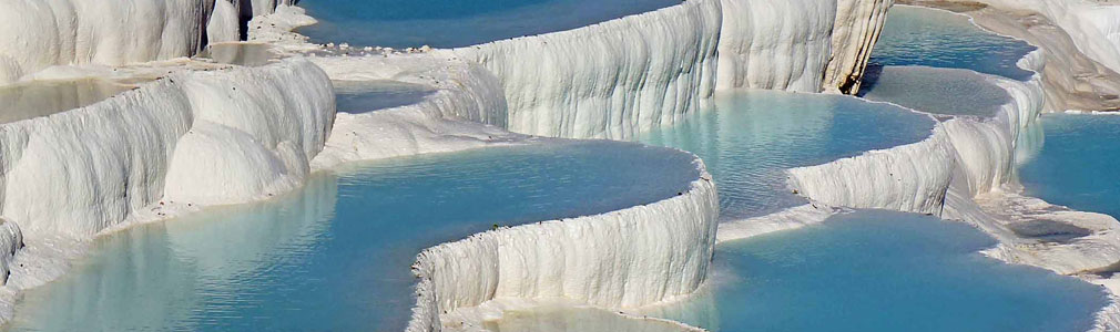Pamukkale Turkey Tours From Istanbul by Plane