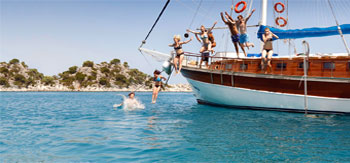 Turkey Package Includes Blue Cruise Sailing